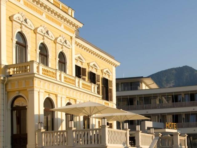 ELIN Referenz-Projekt-Bild: Villa Seilern Vital Resort