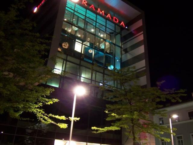 ELIN Referenz-Projekt-Bild: Hotel Ramada City Centre