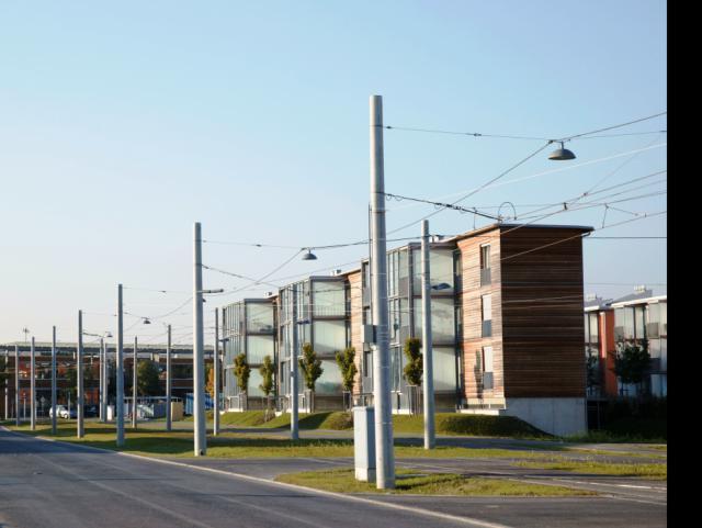 """ELIN Referenz-Projekt-Bild: Öffentliche Beleuchtung """"SOLAR CITY"""""""