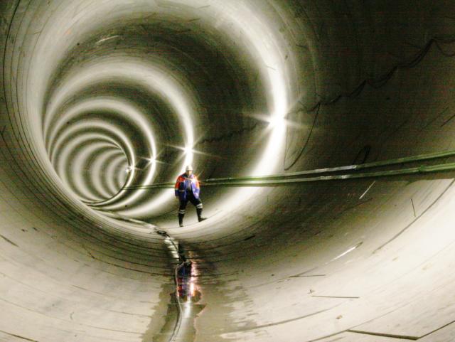ELIN Referenz-Projekt-Bild: Kanalbewirtschaftung