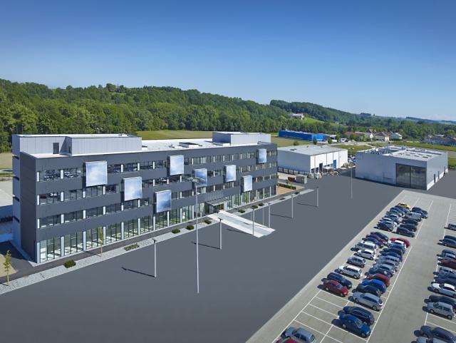 EBG Referenz-Projekt-Bild: FACC AG – Technologie-zentrum und Test Center