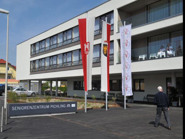 EBG Referenz-Projekt-Bild: Seniorenzentrum - Pichling