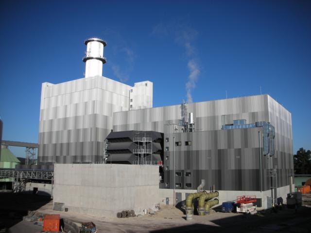 EBG Referenz-Projekt-Bild: Gas- und Dampfkraftwerk - Timelkamm