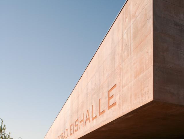 EBG Referenz-Projekt-Bild: Eishalle und Parkbad