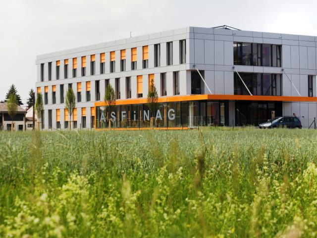 EBG Referenz-Projekt-Bild: Asfinag AG - Autobahnmeisterei Ansfelden