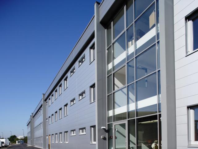 EBG Referenz-Projekt-Bild: Bürogebäude BG 74  der Siemens VAI