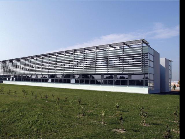 EBG Referenz-Projekt-Bild: Schulzentrum SolarCity