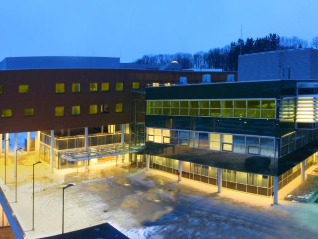 EBG Referenz-Projekt-Bild: Landeskrankenhaus - Steyr