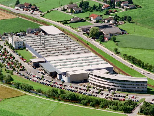 EBG Referenz-Projekt-Bild: Scheuch GmbH Erweiterung Produktionsstätte