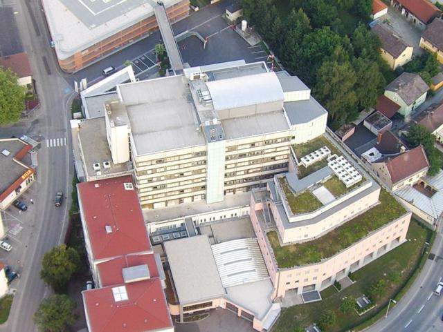 EBG Referenz-Projekt-Bild: Landeskrankenhaus