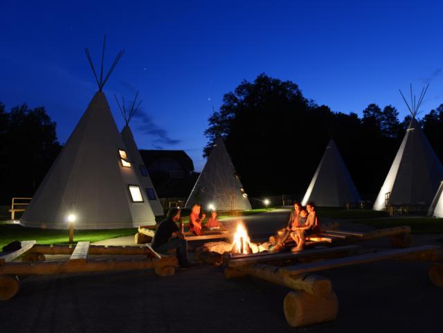 EBG Referenz-Projekt-Bild: Indianerdorf IKUNA - Erweiterung