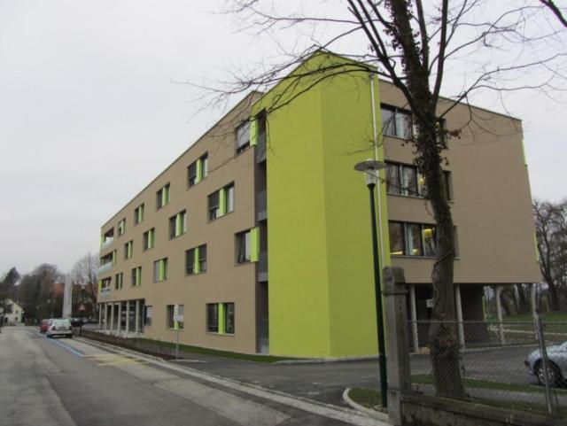 EBG Referenz-Projekt-Bild: Bezirksalten- und Pflegheim Schärding
