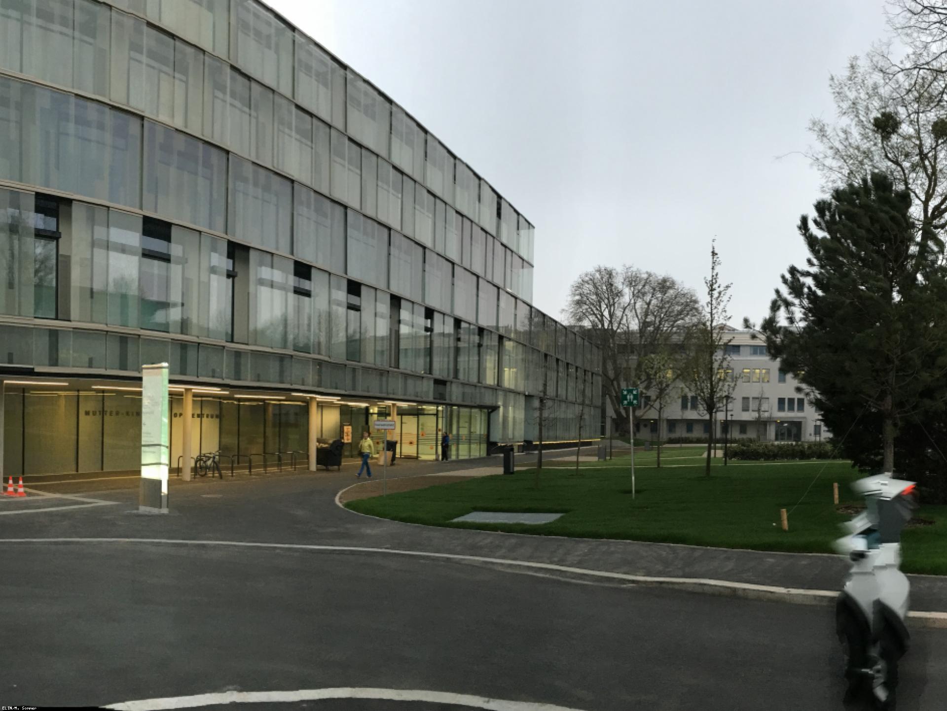 Mood-Image ELIN Referenz: Kaiser Franz Josef Spital TP2-Mutter Kind- und OP-Zentrum