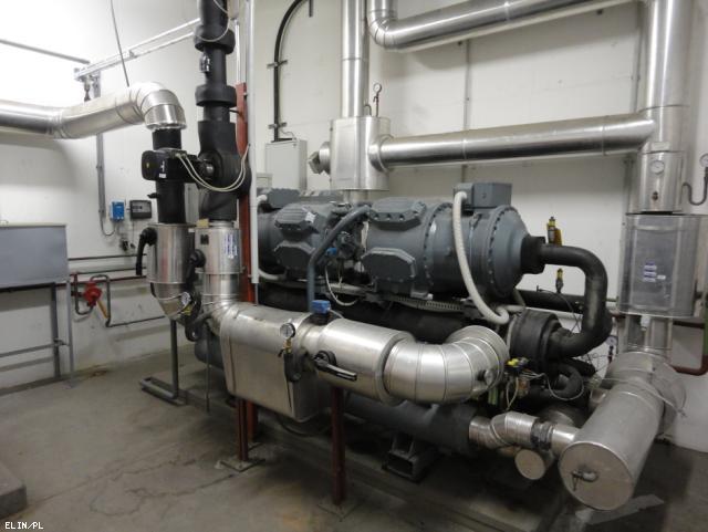 ELIN Referenz-Projekt-Bild: Elektro- u. MSR-Technik für die Kältezentrale in der SCS-Shopping City Süd