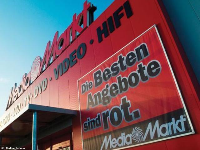 ELIN Referenz-Projekt-Bild: Elektroarbeiten im Media Markt Tulln