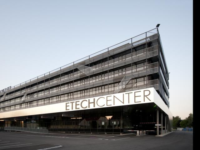 EBG Referenz-Projekt-Bild: E-Tech Center, Linz