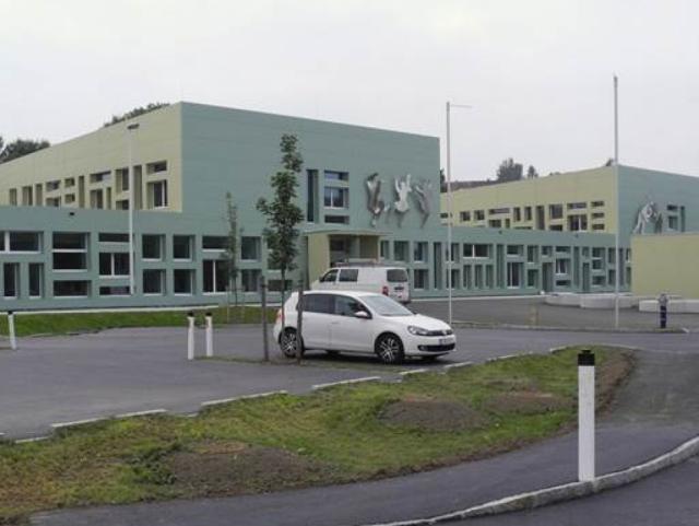 EBG Referenz-Projekt-Bild: Schulzentrum mit Dreifach-Sporthalle