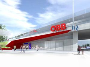 ELIN Referenz Bild: Um- und Neubau der ÖBB Haltestelle Brünner Straße