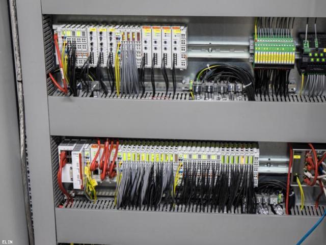 ELIN Referenz-Projekt-Bild: Automatisierung für die Steuerung der Lüftungsanlage am PW LDS