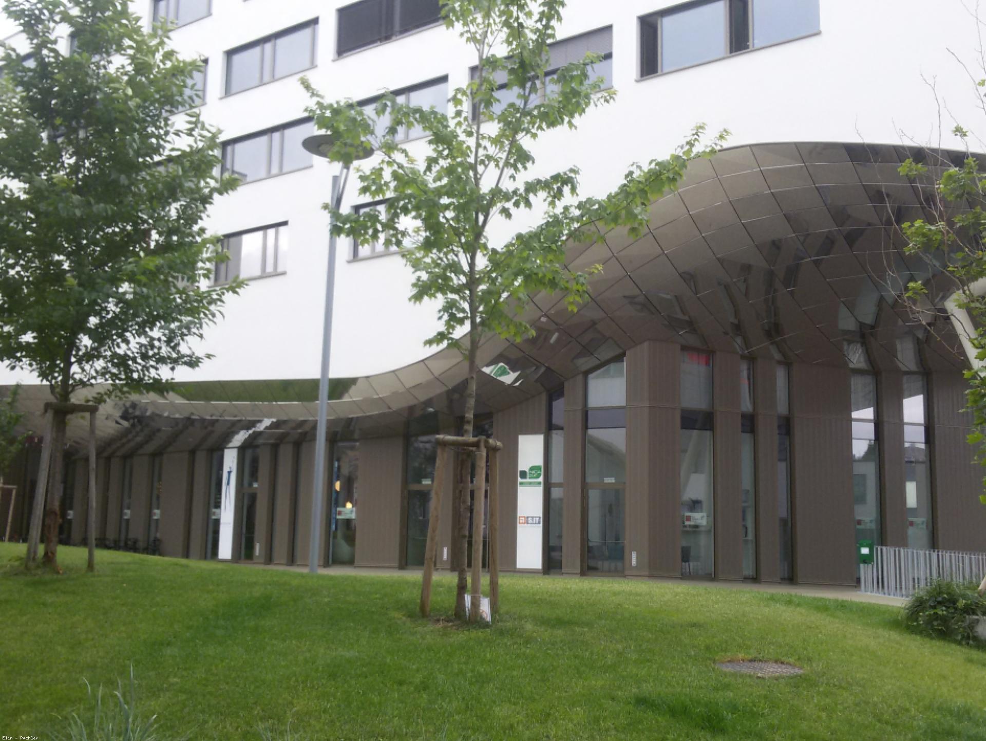 Mood-Image ELIN Referenz: Competence Park M1 Salzburg