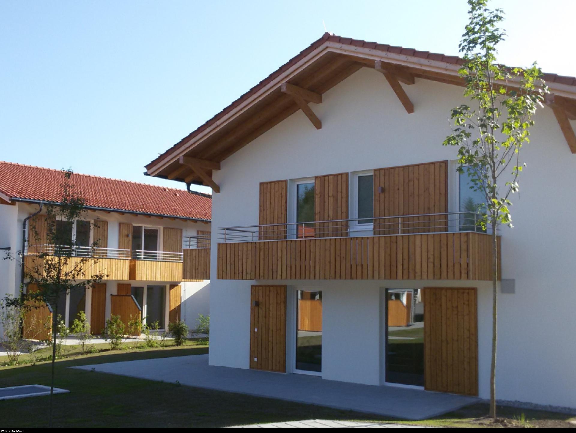 Mood-Image ELIN Referenz: Wohnbebauung Weyarn