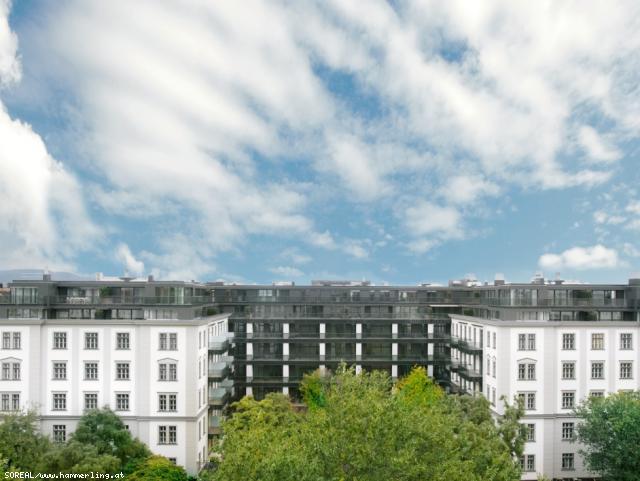 ELIN Referenz-Projekt-Bild: Hamerling Park, Stark- und Schwachstromtechnische Anlagen