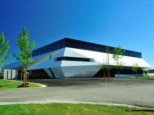 EBG Referenz Bild: KTM Motorsport Neubau Betriebsstätte