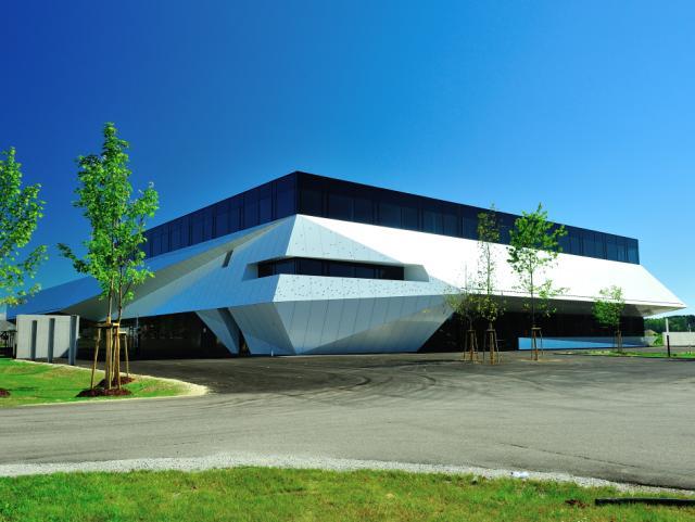 EBG Referenz-Projekt-Bild: KTM Motorsport Neubau Betriebsstätte