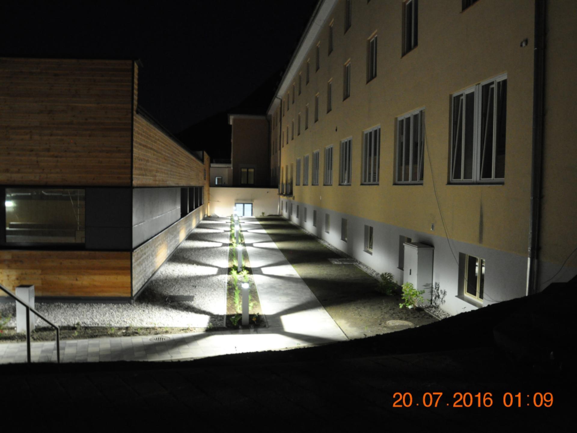 Mood-Image ELIN Referenz: Neubau Internat und Turnsaal HBLFA Raumberg/Gumpenstein