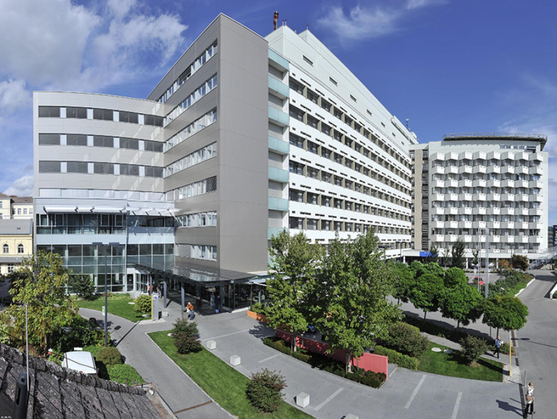 Mood-Image ELIN Referenz: Universitätsklinikum St. Pölten / Schutz-und Leittechnik, Mittelspannungsschaltanlage, Mittelspannungstrafos