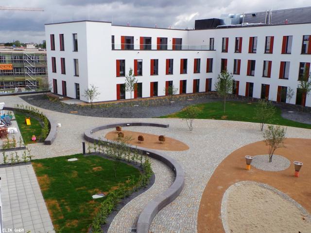 ELIN Referenz-Projekt-Bild: Fasangarten München