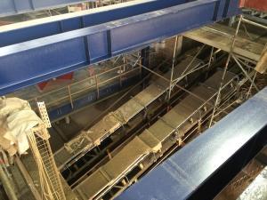 ELIN Referenz Bild: VA Erzberg GmbH Feinkornaufbereitungsanlage und          Schwere-Flüssigkeitsaufbereitungsanlage