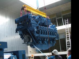 ELIN Referenz Bild: Erweiterung der bestehenden, in Betrieb befindlichen 20kV-Stromversorgung / U1 Verlängerung Süd