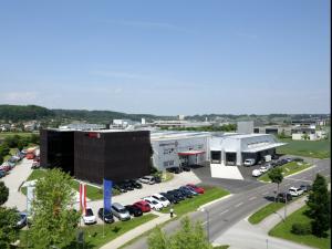 EBG Referenz Bild: STEYR MOTORS GmbH