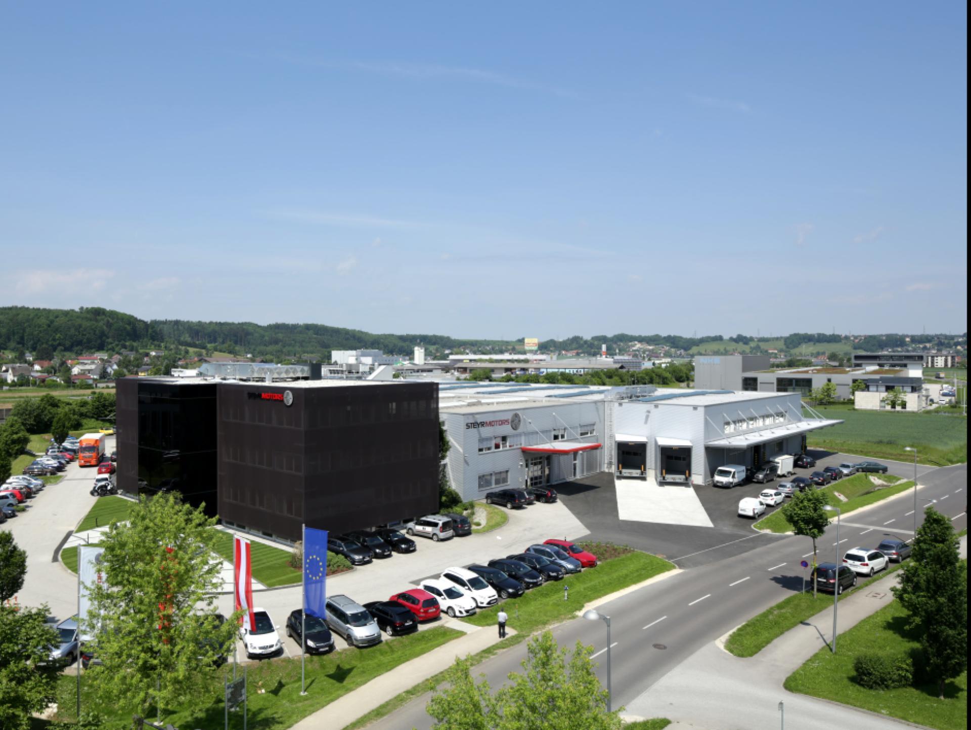 Mood-Image EBG Referenz: STEYR MOTORS GmbH