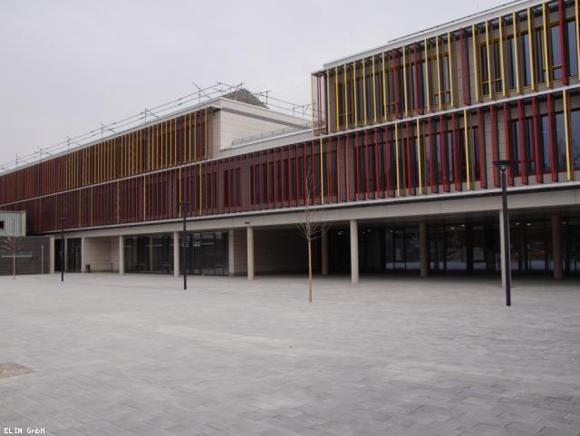 ELIN Referenz-Projekt-Bild: Gymnasium Ottobrunn