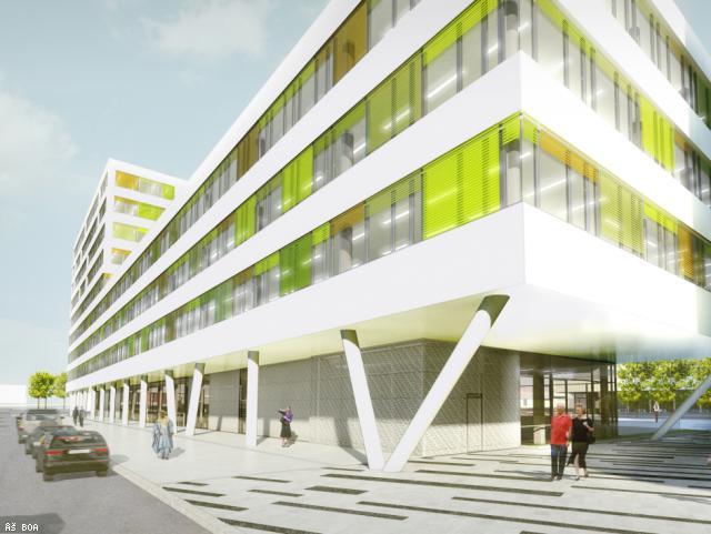 ELIN Referenz-Projekt-Bild: Wartung Star 22 BT A, BT B und BT C, 1220 Wien, Stadlauer Straße 54-56