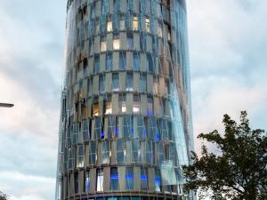 ELIN Referenz Bild: Neubau Science Tower in der Smart City Graz, Büroturm