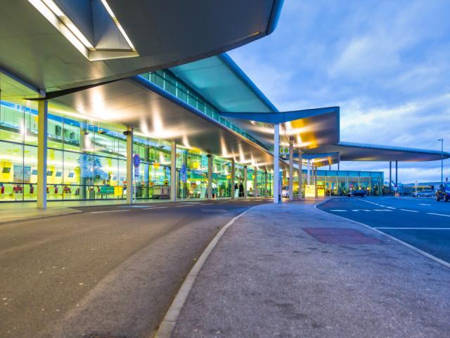 ELIN Referenz-Projekt-Bild: Flughafen Graz - Schaltanlage Station Süd
