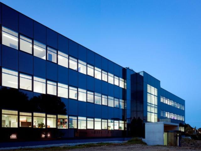 ELIN Referenz-Projekt-Bild: Octapharma, Elektroinstallationsarbeiten R&D Building