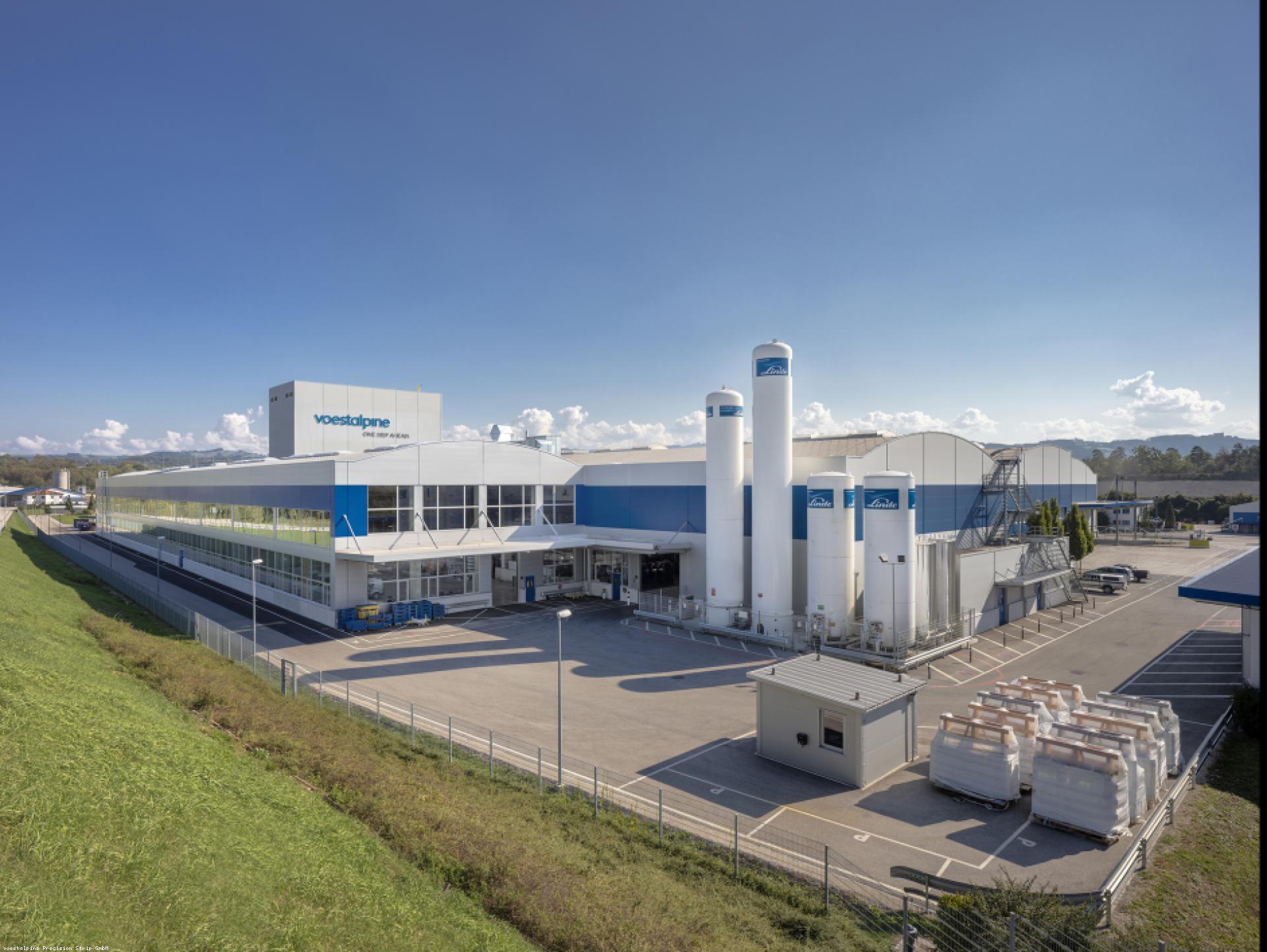 Mood-Image ELIN Referenz: voestalpine Precision Strip GmbH, 20 kV Zubau Nord BL02
