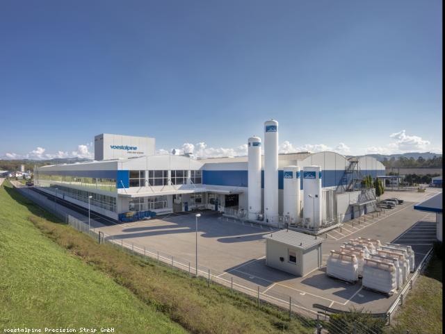 ELIN Referenz-Projekt-Bild: voestalpine Precision Strip GmbH, 20 kV Zubau Nord BL02