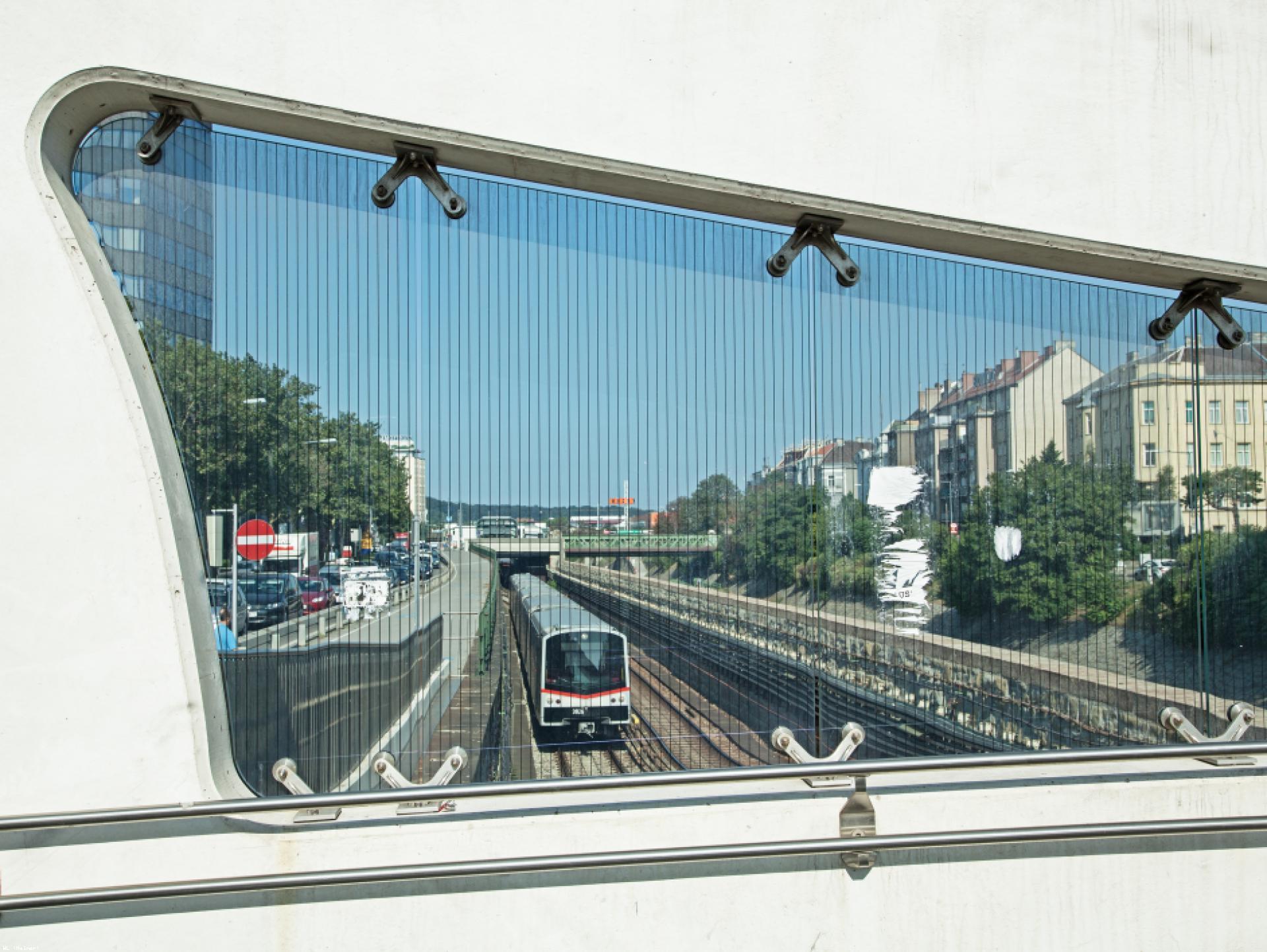 Mood-Image ELIN Referenz: Modernisierung U-Bahnstation U4 Braunschweiggasse