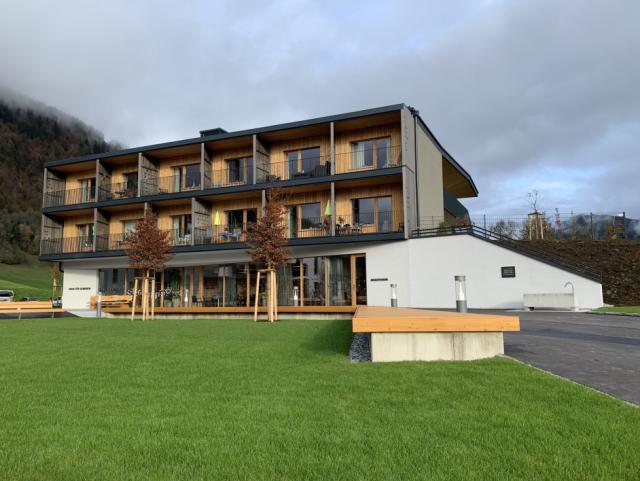 ELIN Referenz-Projekt-Bild: Seniorenwohnhaus St. Veit im Pongau
