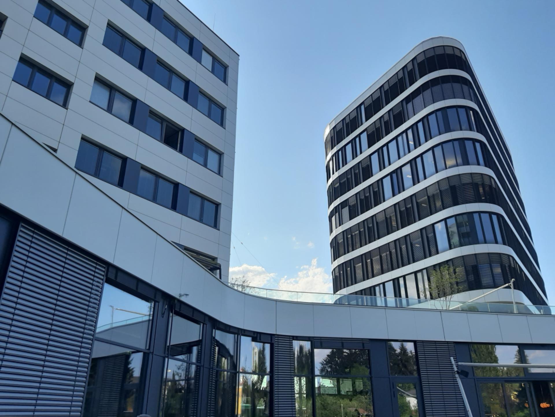 Mood-Image ELIN Referenz: Neubau Headquarter