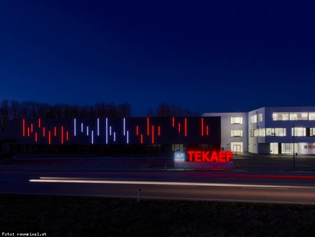 EBG Referenz-Projekt-Bild: ACP TEKAEF - Sanierung und Neubau