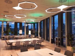 ELIN Referenz Bild: Neubau Headquarter