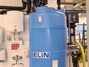 ELIN Referenz Bild: Herstellung einer Maschinenkühlungs-Anlage