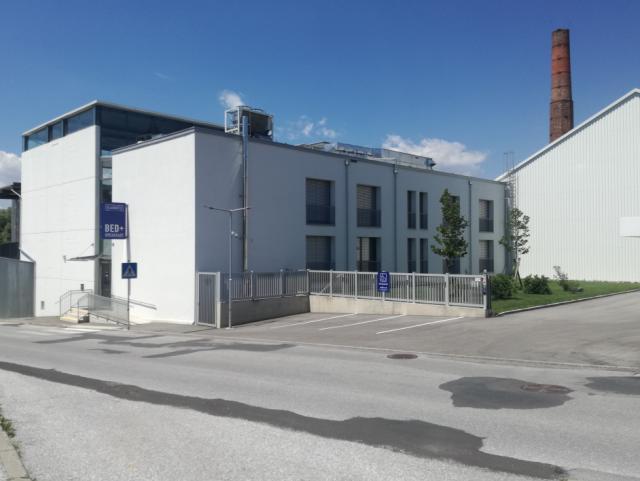 ELIN Referenz-Projekt-Bild: Umbau der Brandmeldeanlage