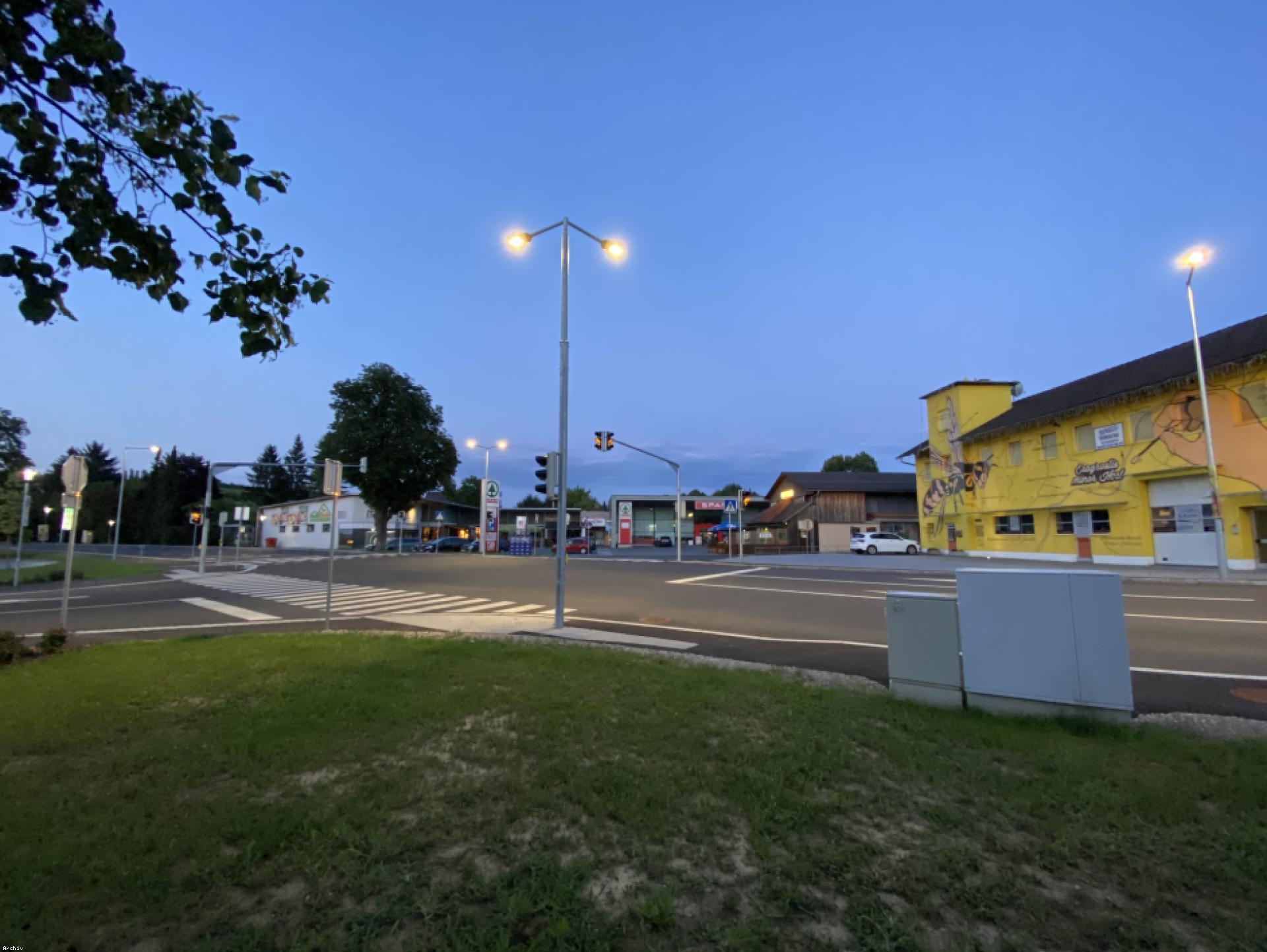 Mood-Image EBG Referenz: ODF Pischelsdorf und Randparkplatz